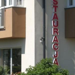 Hotel Solec - front